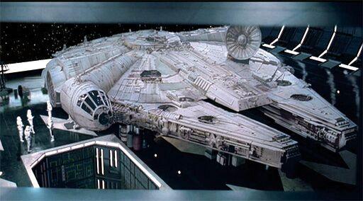 The Millennium Falcon (Canon) | Wiki | Star Wars Amino