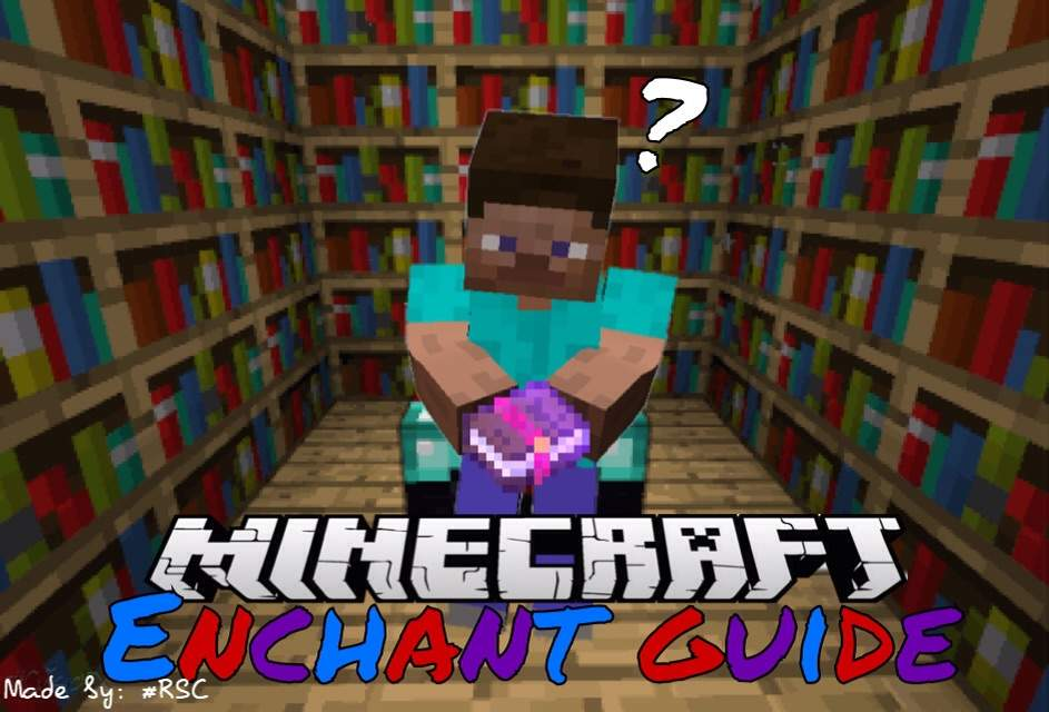 how to give yourself enchanted items minecraft
