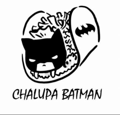 Chalupa Batman Logo