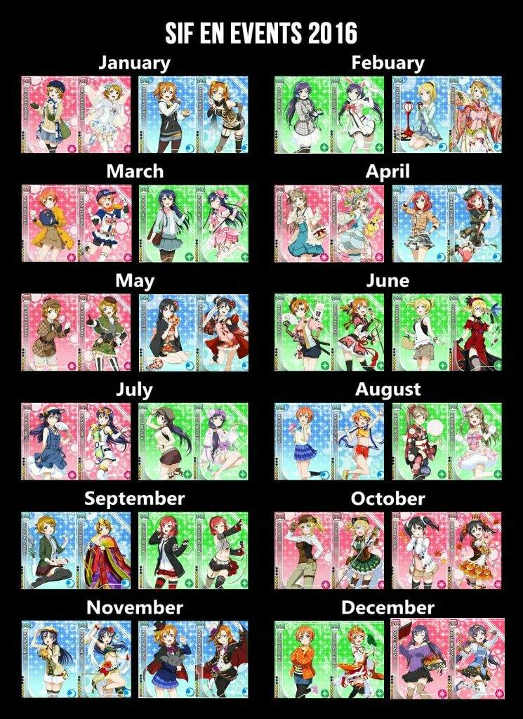 Upcoming SIF EN events 2016
