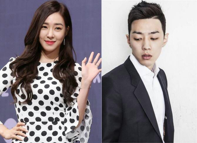 Tiffany And Gray Caught Up In Dating Rumor