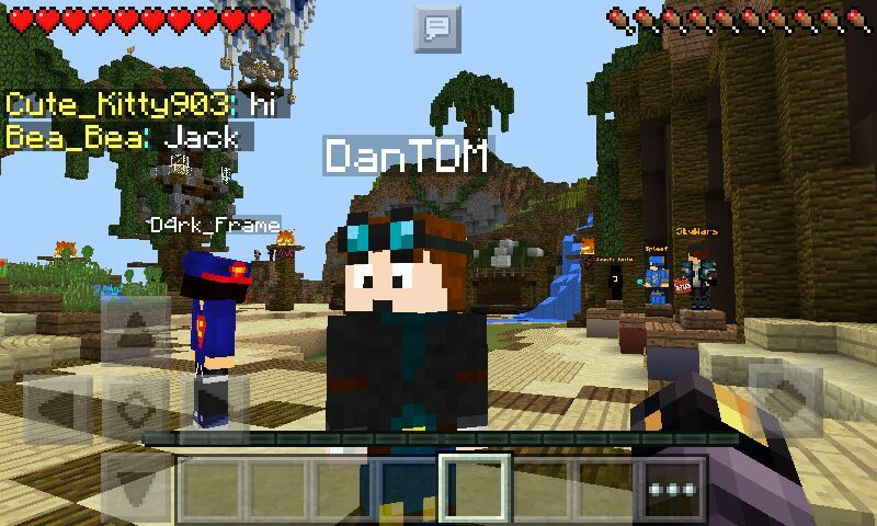 DanTDM in LifeBoat!!! | Minecraft Amino
