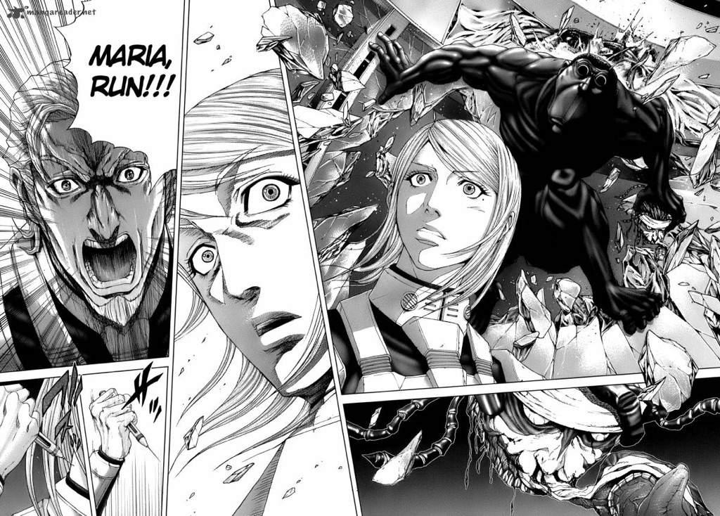 horror hentai manga