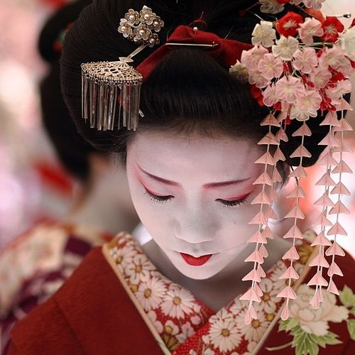 geisha essay