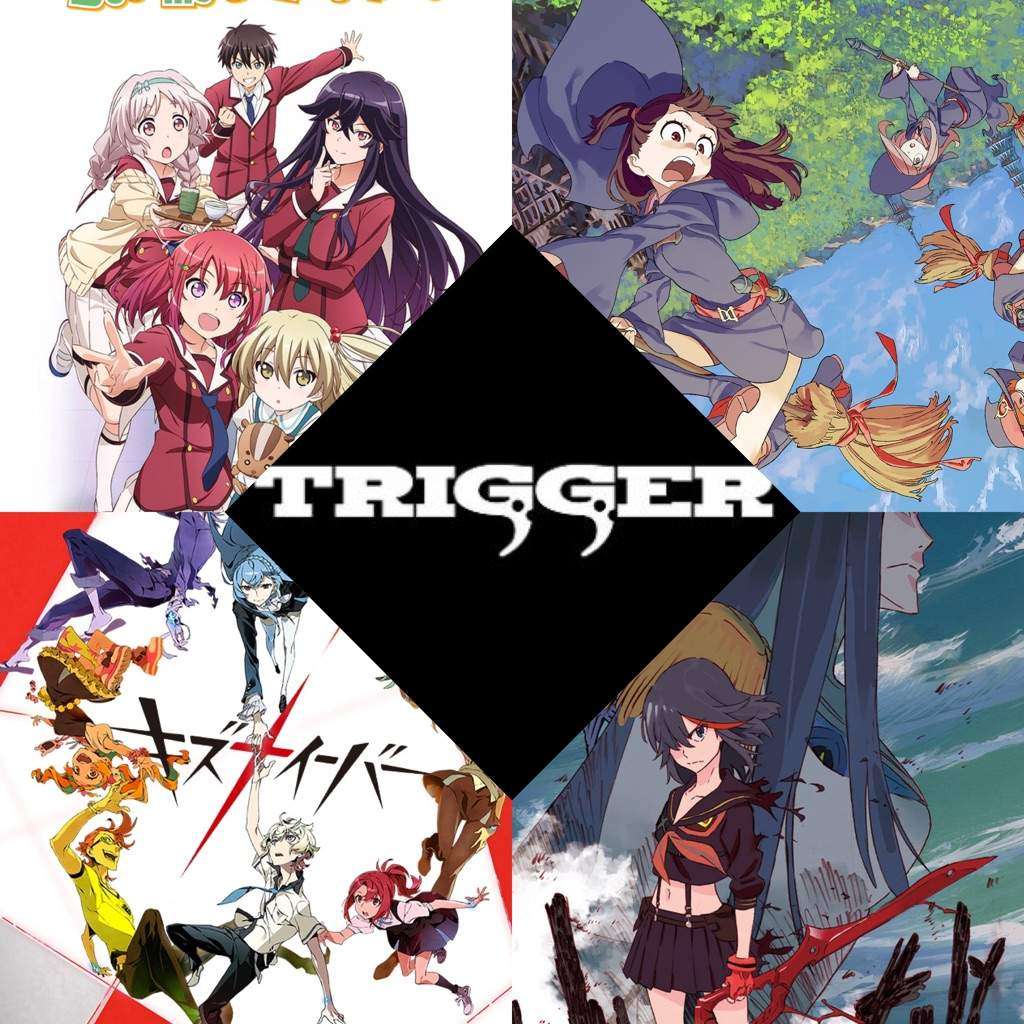 Trigger Anime