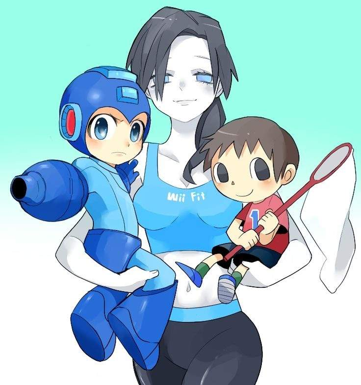 Wii Fit Trainer   Anime Amino