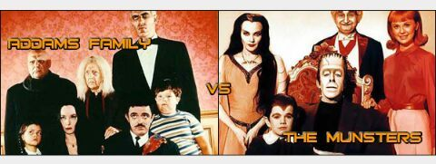 munsters vs addams family