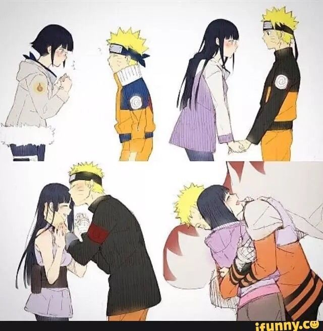 what is naruto relationship with hinata and sasuke