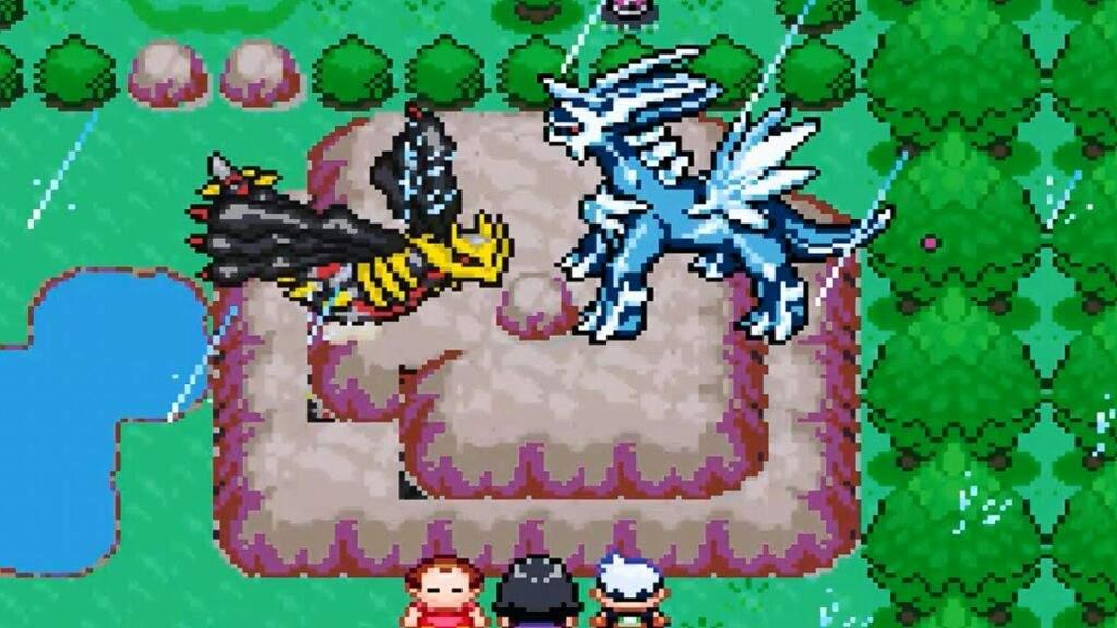 Fan Game Showcase Pokemon Flora Sky Pok 233 Mon Amino