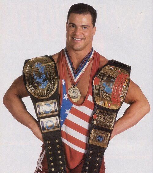 Mark Henry World Heavyweight Champion