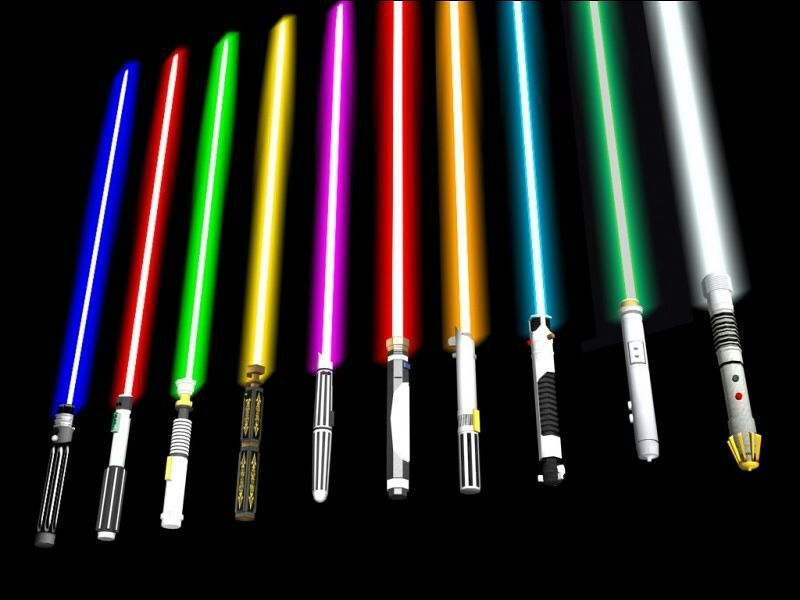 What lightsaber colors mean   Star Wars Amino Star Wars Lightsaber Colors