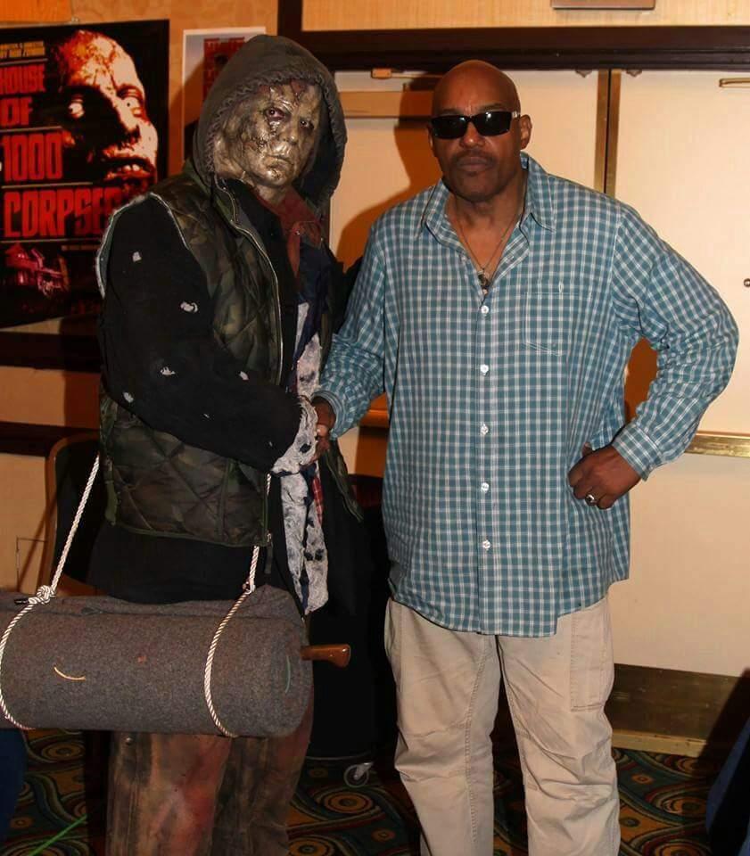 Rob Zombie Halloween 2 - Hobo Myers costume | Horror Amino