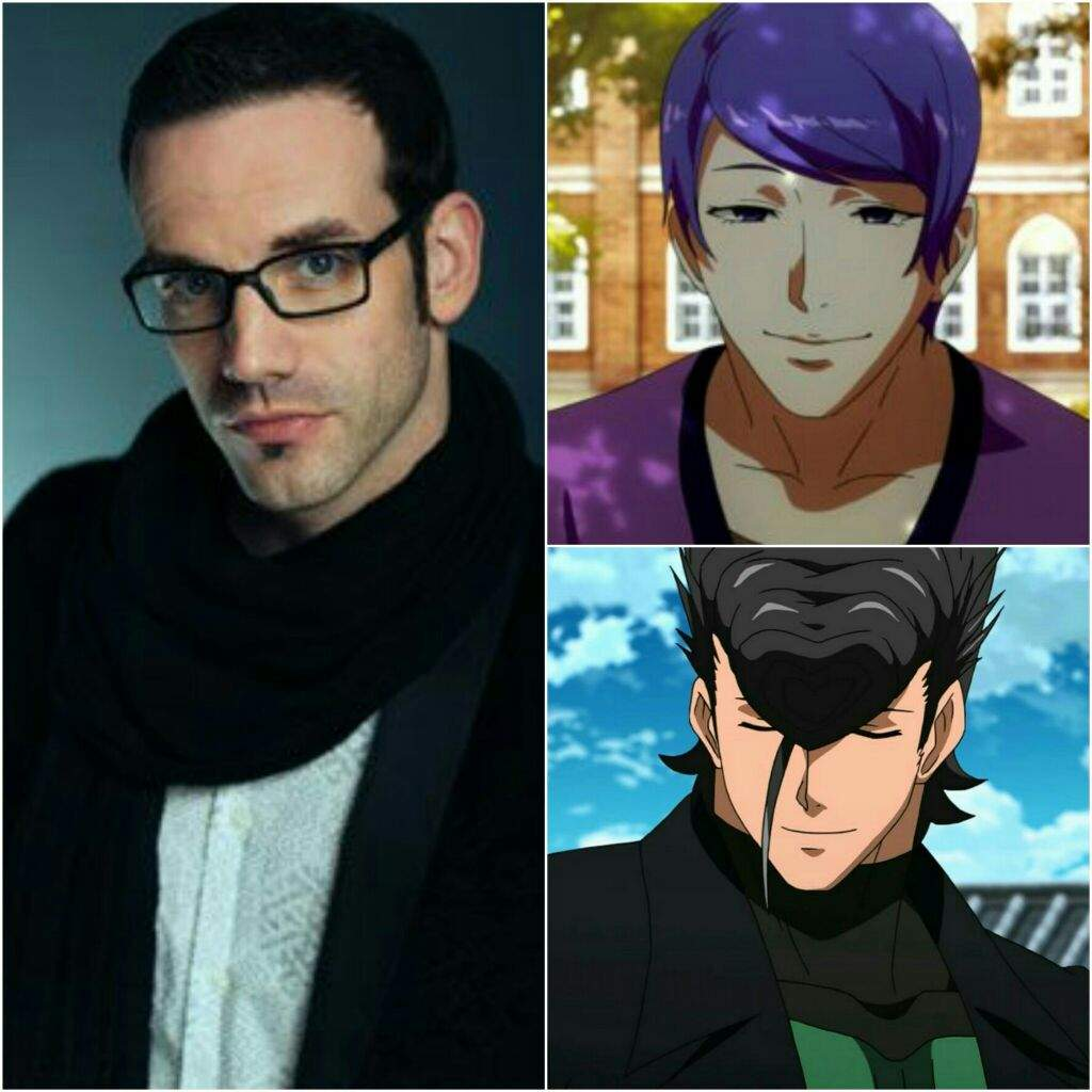 Dream Dub Cast ~ Akame...J Michael Tatum