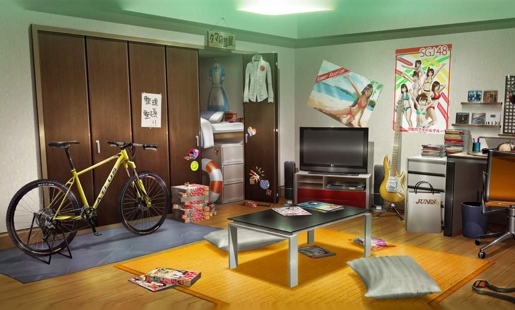 Yosuke Hanamura S Room