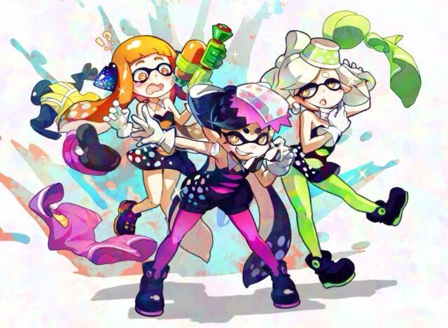 The Squid Sisters Splatoon Amino