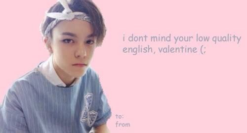 Seventeen Valentine S Day Cards K Pop Amino