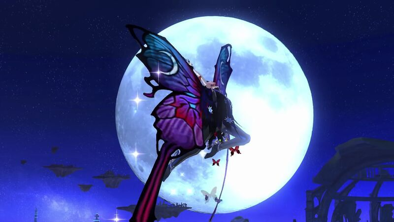 Bayonetta Butterfly Pictures to Pin on Pinterest - PinsDaddy