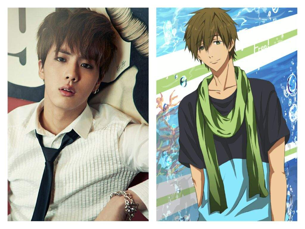 Anime Characters Born On December 7 : If bts were anime k pop amino