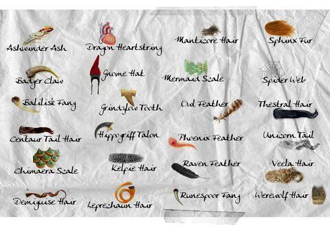 common cores of harry potter and The following is a list of magical objects used in the harry potter series  the  game is popular with hogwarts students in chamber of  the goblet of fire is a  goblet made of wood and is used at the beginning of every triwizard tournament.