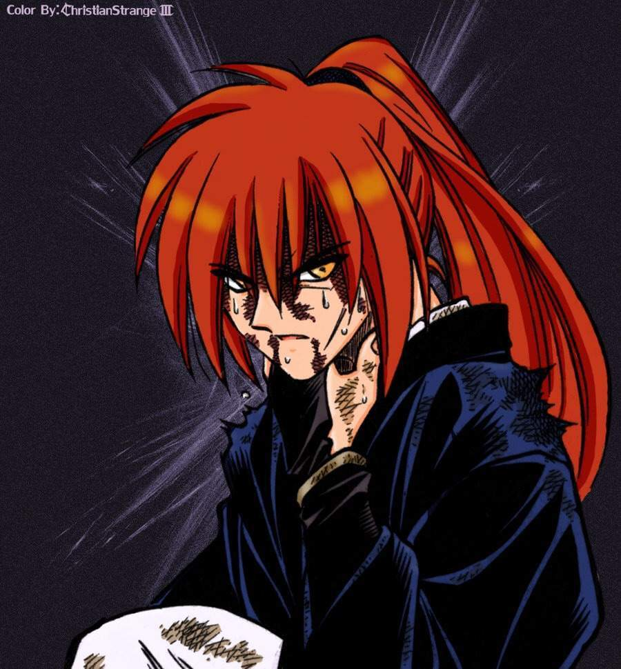 Character Analysis: Himura Kenshin