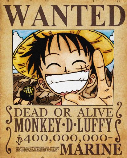 Monkey D Luffy Wiki Anime Amino