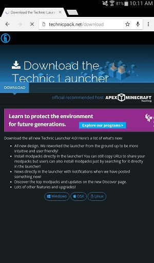 PC] Technic Launcher AminoCraft Tutorial | Minecraft Amino