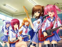 Girls Dead Monster Special Icon Of Angel Beats