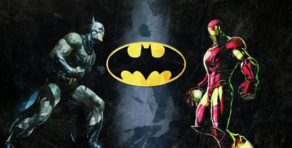 batman vs ironman wallpaper comics amino