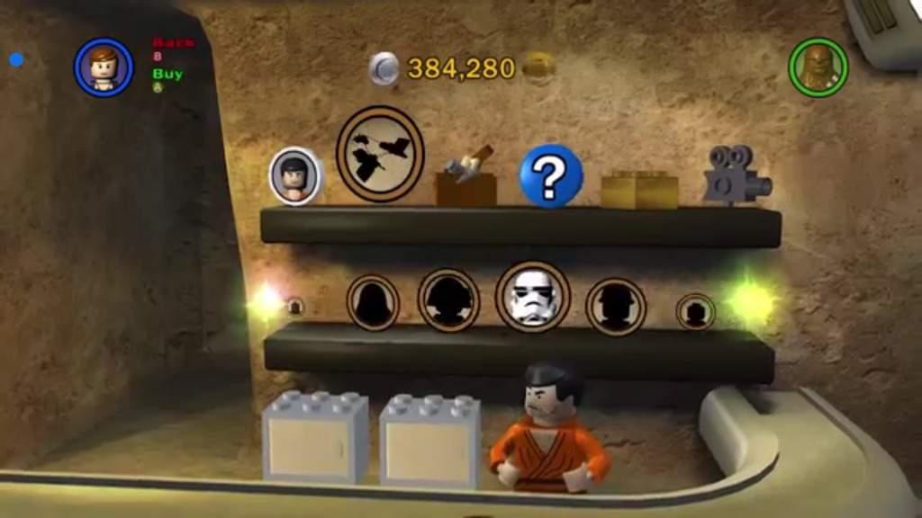 Lego Star Wars The Complete Saga Ep 13 Saving P Star