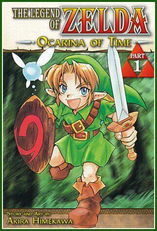 The Ocarina of Time [Rev /Rec ] | Anime Amino