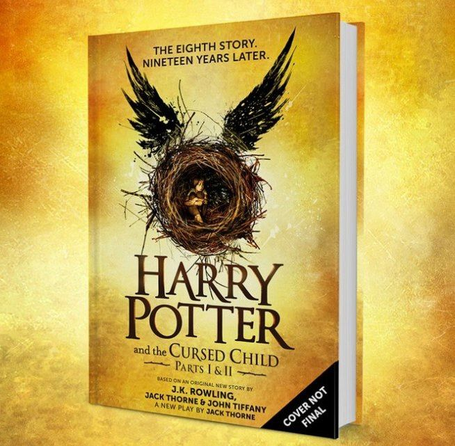 Harry Potter Book Value Guide ~ Cursed child full cast announced guide to determine true