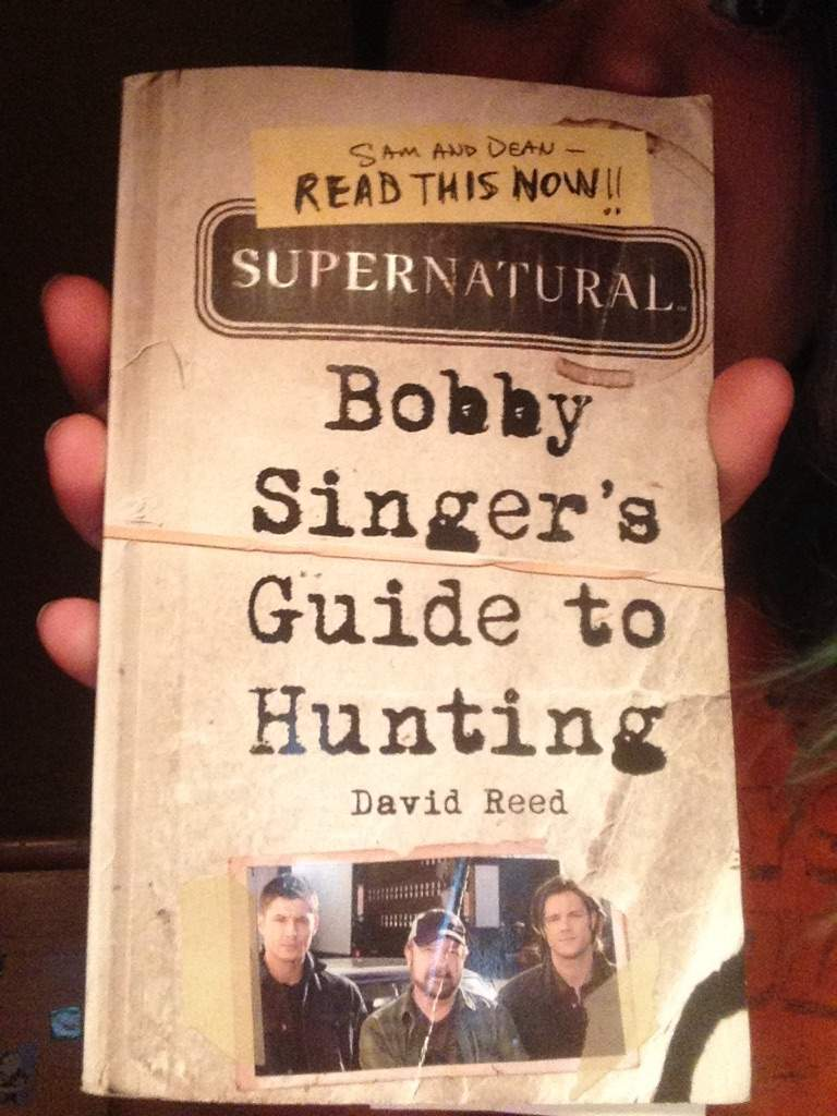 guide book to the supernatural