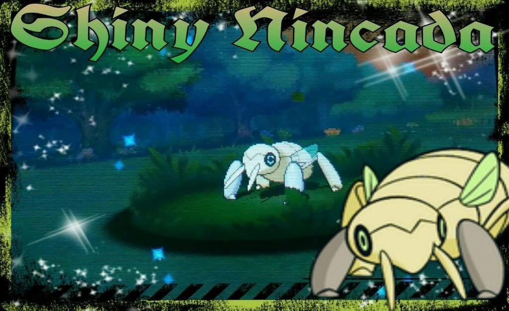 Shiny Nincada Pok 233 Mon Amino