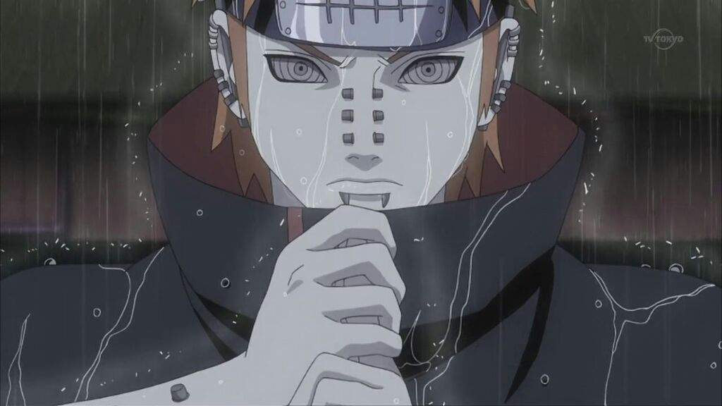 C Control Anime Characters : Why pain was the best naruto villain anime amino