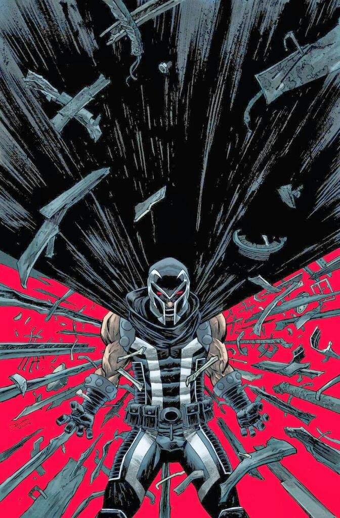 magneto comics amino