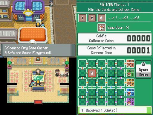 pokemon emerald how to win at slots