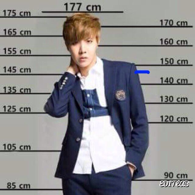 I compared my height to BTS | K-Pop Amino