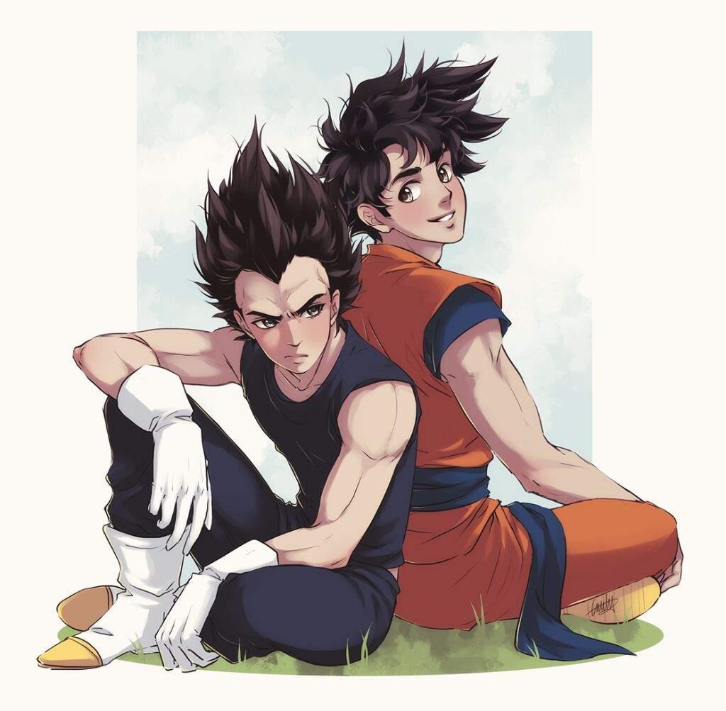 Goku And Vagita