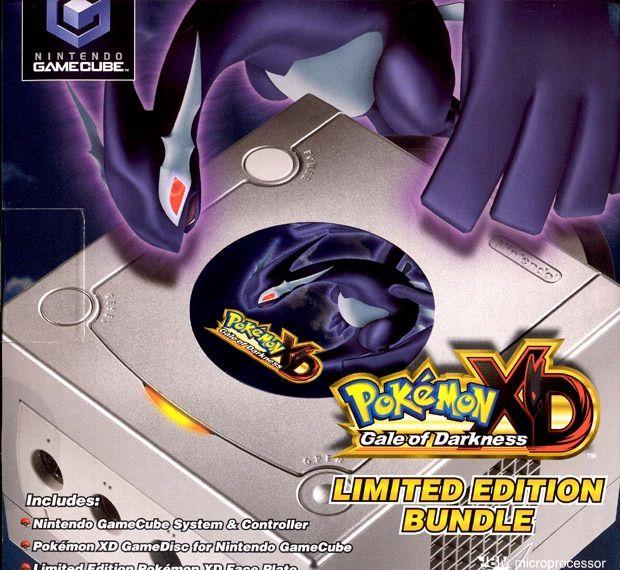 Happy 20th anniversary pokemon video games amino - Gamecube pokemon xd console ...