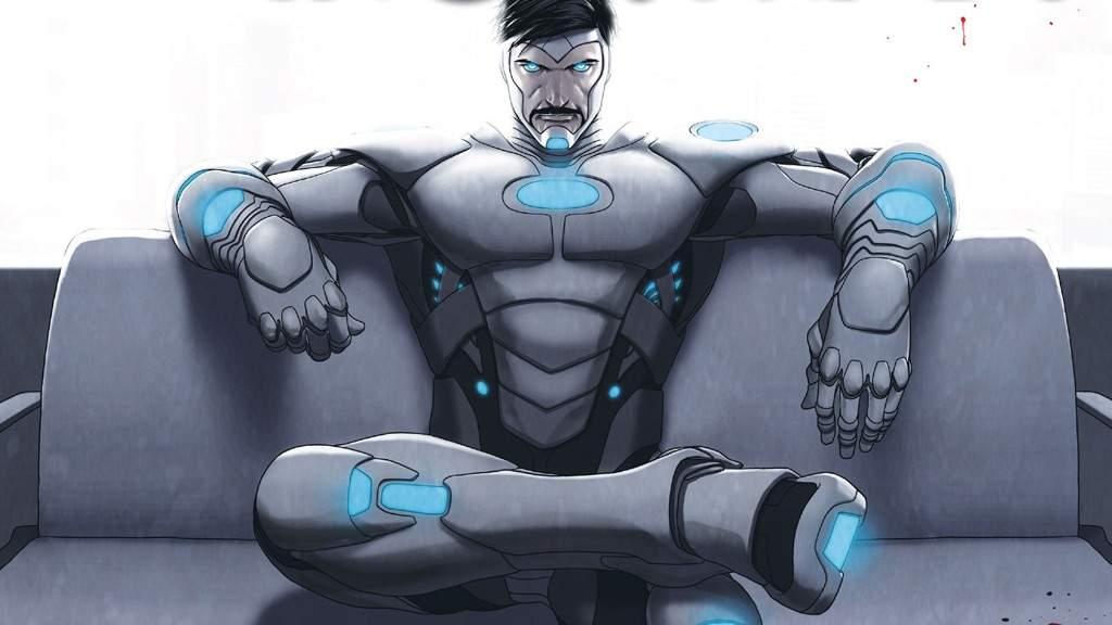 My Top 10 Iron Man Armors Comics Amino