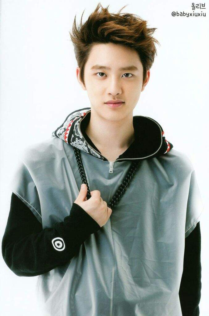 Kyungsoo Wolf Photoshoot Get To Know Exo...