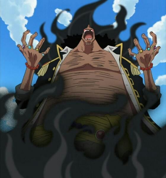 Marshall D Teach Pirate Warriors: Top Ten Strongest One Piece Characters