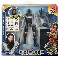 794824a803a3 Real Talk WWE create a superstar figures