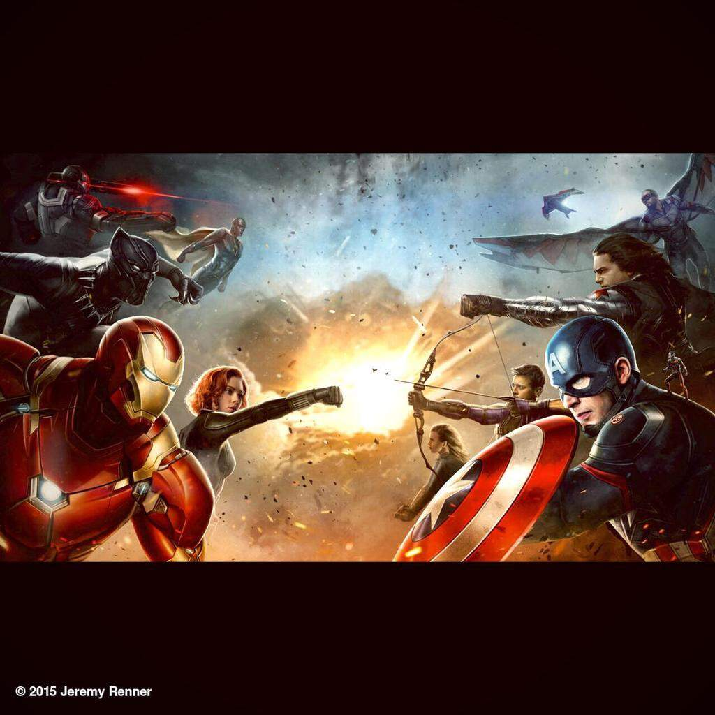 Captain america civil war concept art recap comics amino