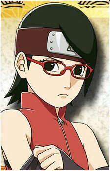 Who Is Sarada S Mother Sakura Or Karin Anime Amino