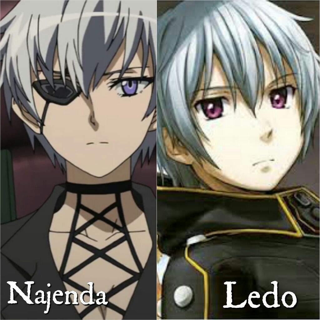 Anime Characters Look Alike : Characters who look alike anime amino