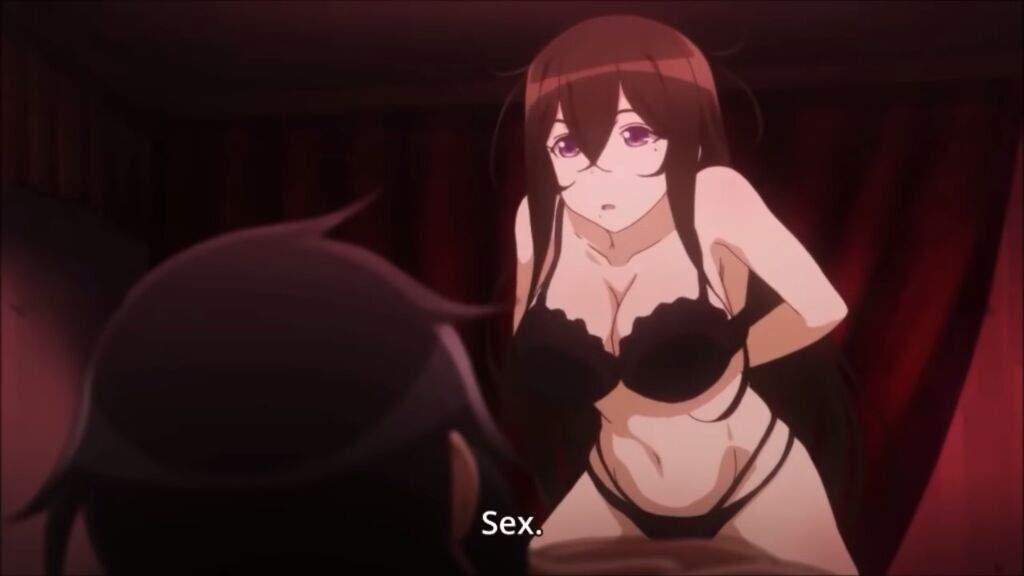 sex anime scene