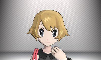 Awesome Pokemon Sun Amp Moon Character Customization Pokemon Amino Short Hairstyles Gunalazisus