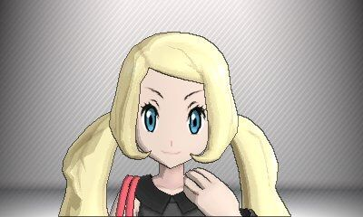 Hairstyles In Pokemon Sun : In a series where any color is a natural hair color, I think we ...