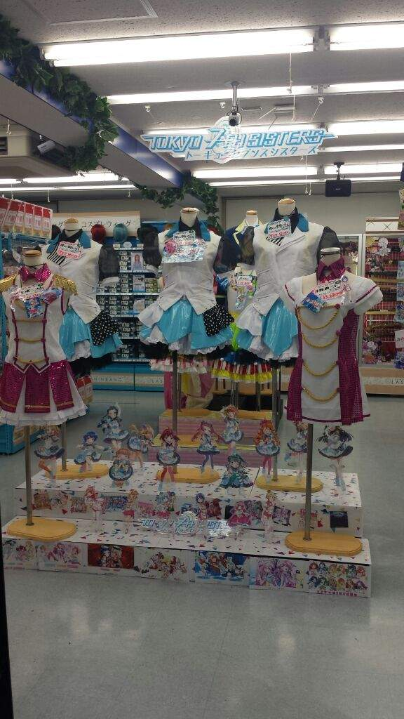 Cosplay Stores in Tokyo, Japan Review | Cosplay Amino